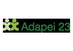 Logo Adapei 23
